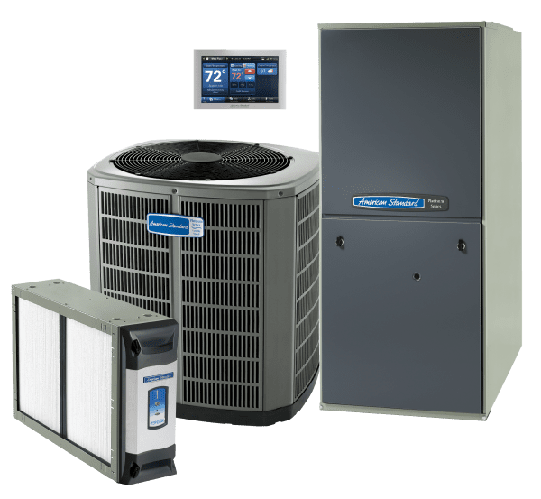 heating and air conditioning units in Utah