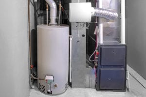 home forced air furnace